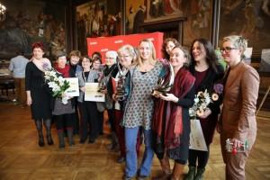 Verleihung 6. Frauenpreis
