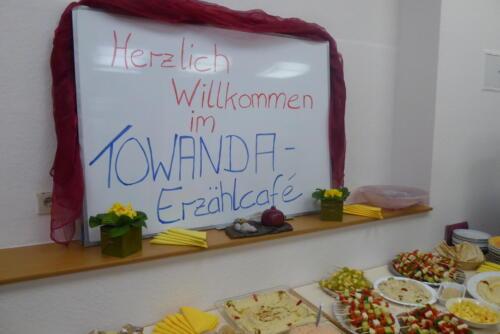 30.01.2019 - Jahresempfang & Eröffnung der TOWANDA-Erzählcafés