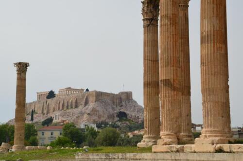 April 2019 - Weiterbildung in Athen