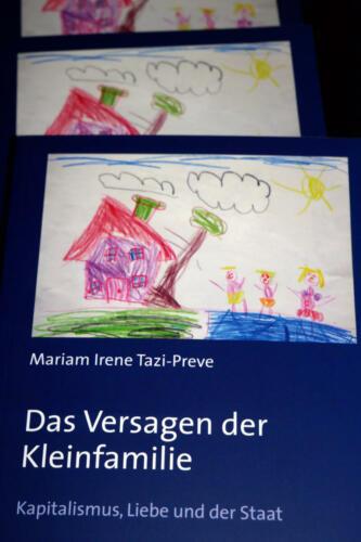 17.04.2018 - Lesung: Mariam Irene Tazi-Preve - Das Versagen der Kleinfamilie